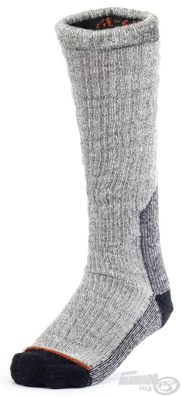A Bootwarmer merinó zokni a valaha gyártott legmelegebb zoknik egyike