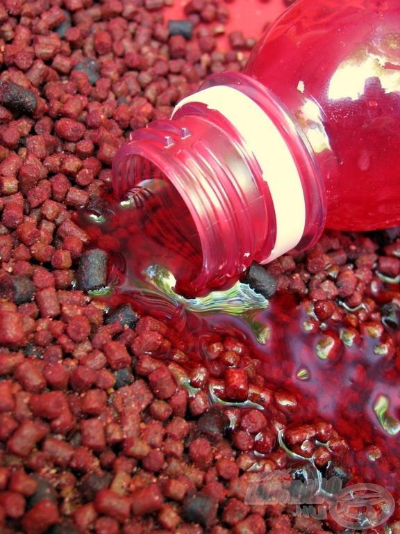 A Pellet Juice rendkívül tömény aroma