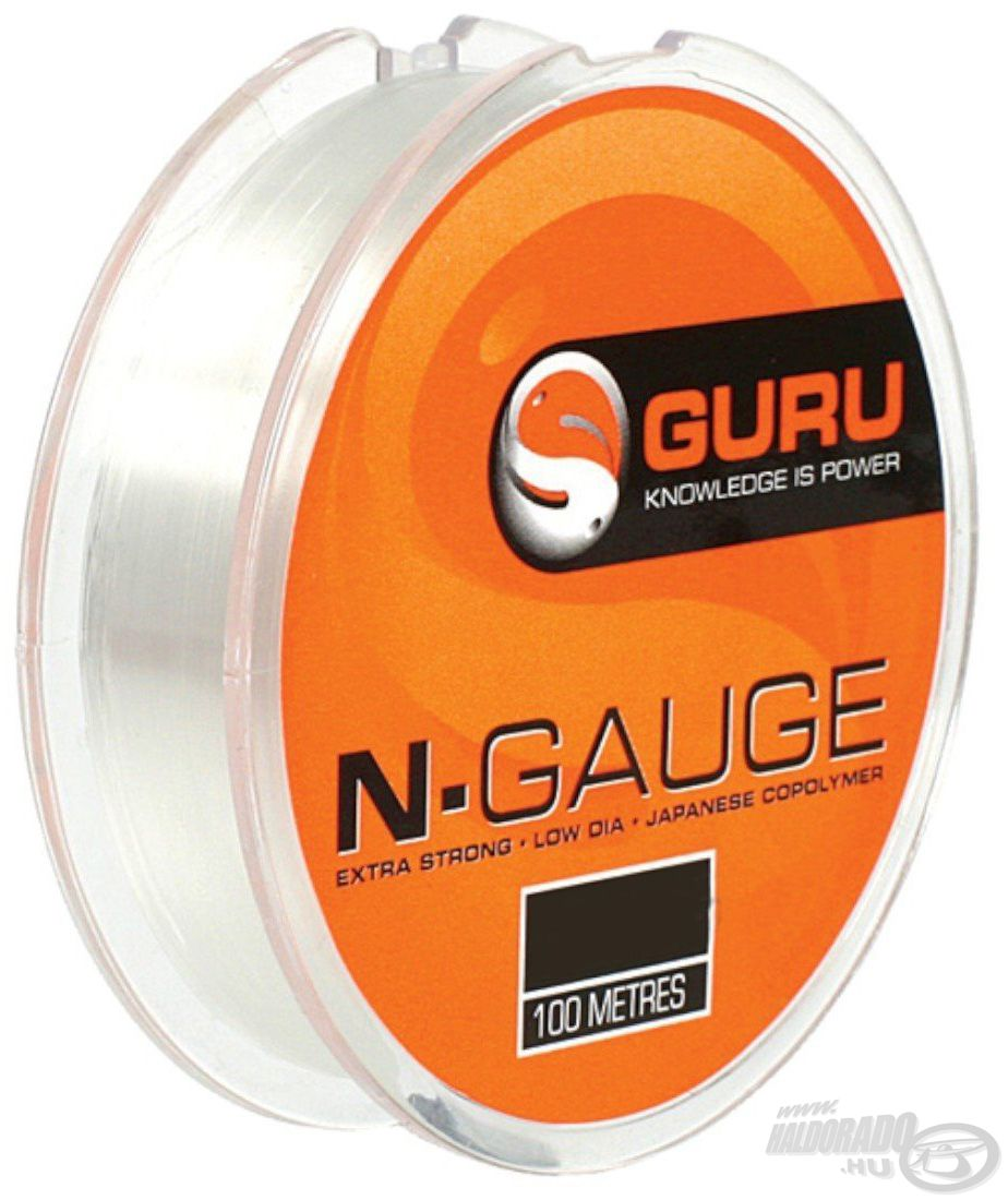 N-Gauge előkezsinór
