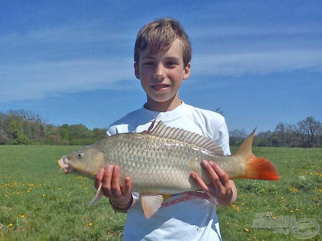 Szeretek horgászni!