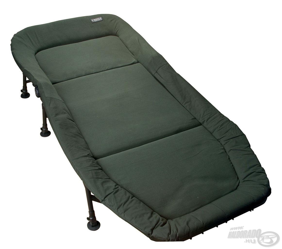 Ez az ágy rendkívül strapabíró, mi sem bizonyítja ezt jobban, mint hogy a gyártó 160 kg-os terhelhetőséget adott meg!