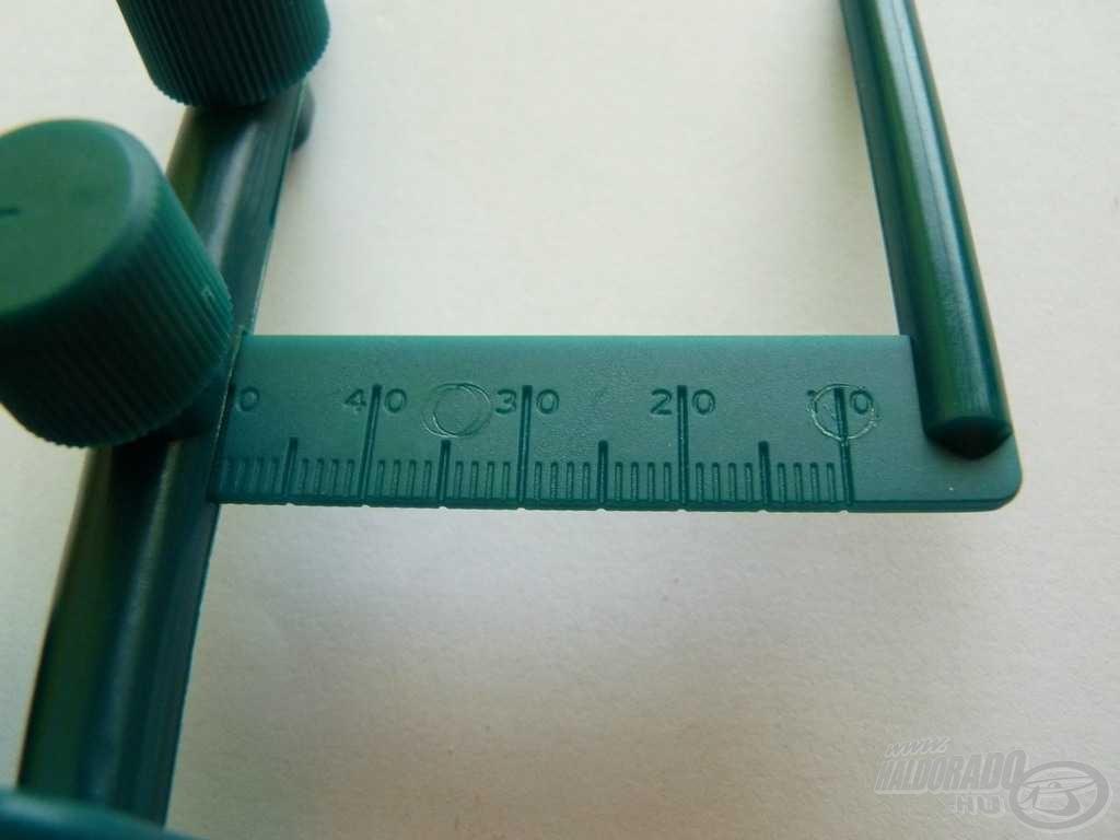 … 5 cm-ig a hajszálelőke hosszának beállítására