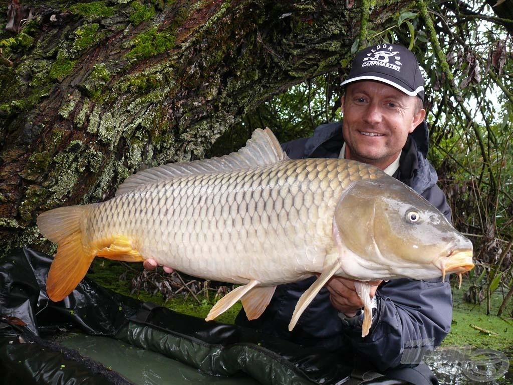 Legyen szó intenzíven telepített horgásztóról vagy nagy természetes vízről, a Haldorádó termékek mindenhol fogósak! Erről számos film és írás tanúskodik