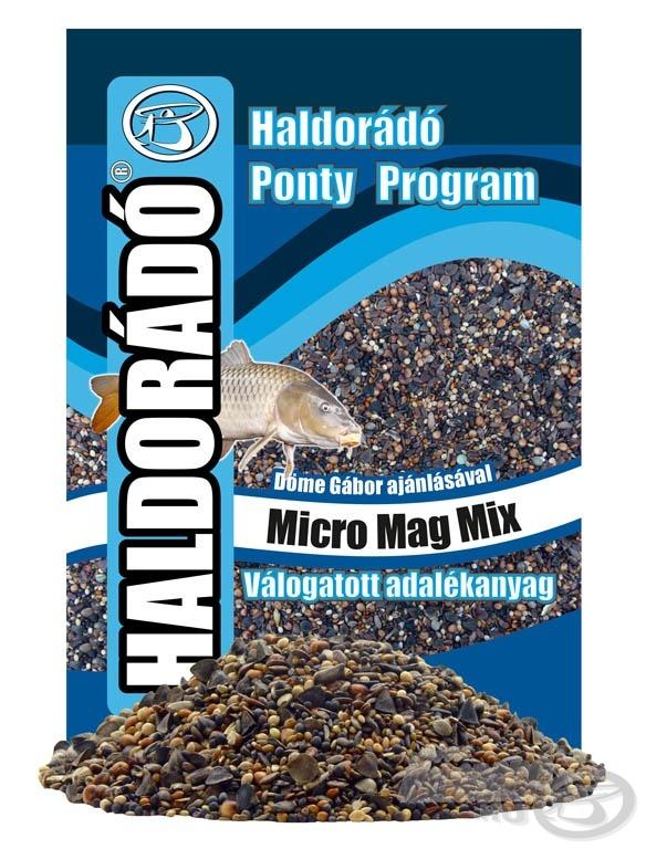 12 különböző kisméretű magot tartalmaz a Micro Mag Mix