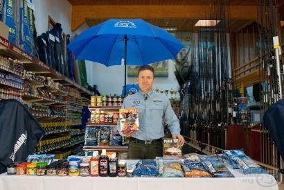 Haldorádó termékek 2013. évi újdonságainak bemutatója - etetőanyagok, csalik