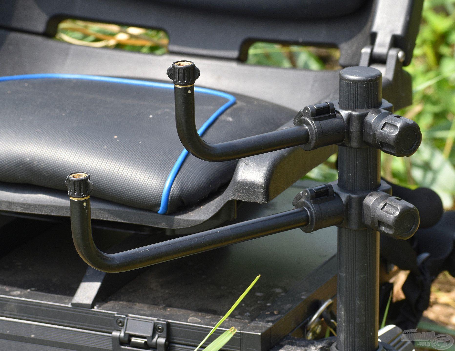 Az Accessory Arm Curved, azaz hajlított kar elérhető 15 és 25 centiméteres hosszban
