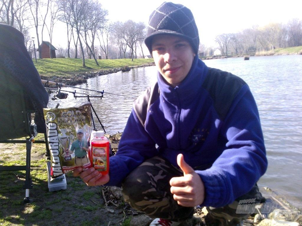 Az újdonságok jelesre vizsgáztak, eredményes horgászatot biztosítottak