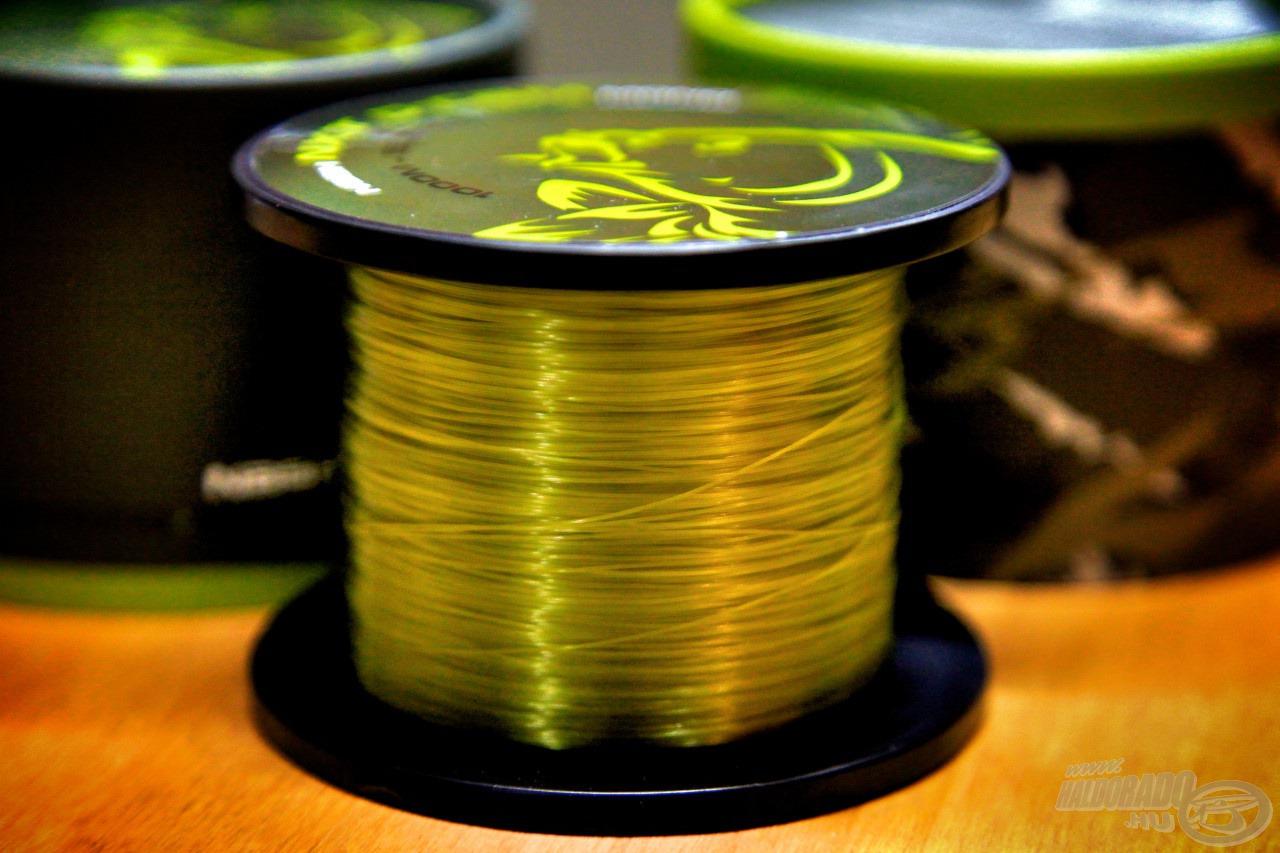 A zöld Diffusion Camo színek jól alkalmazkodnak a mederviszonyokhoz
