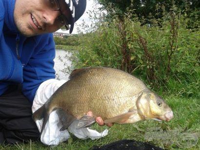 Horgászat Angliában 3. rész - A nagy tó meglepetései