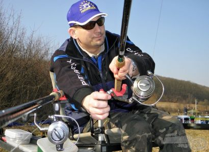 Így horgászom feederbottal
