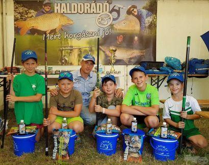 II. Haldorádó - horgászkuckó Homokmégyen 2017