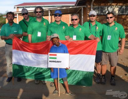 III. Feeder Világbajnokság Dél-Afrika, az edzésnapok tapasztalatai