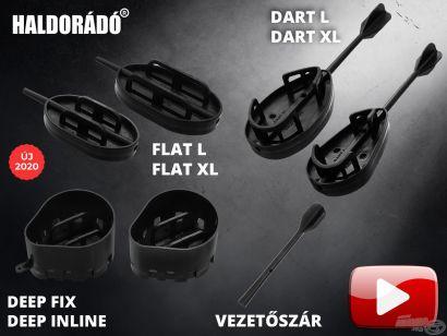 Ismerd meg az új Haldorádó Method Feeder kosarakat!
