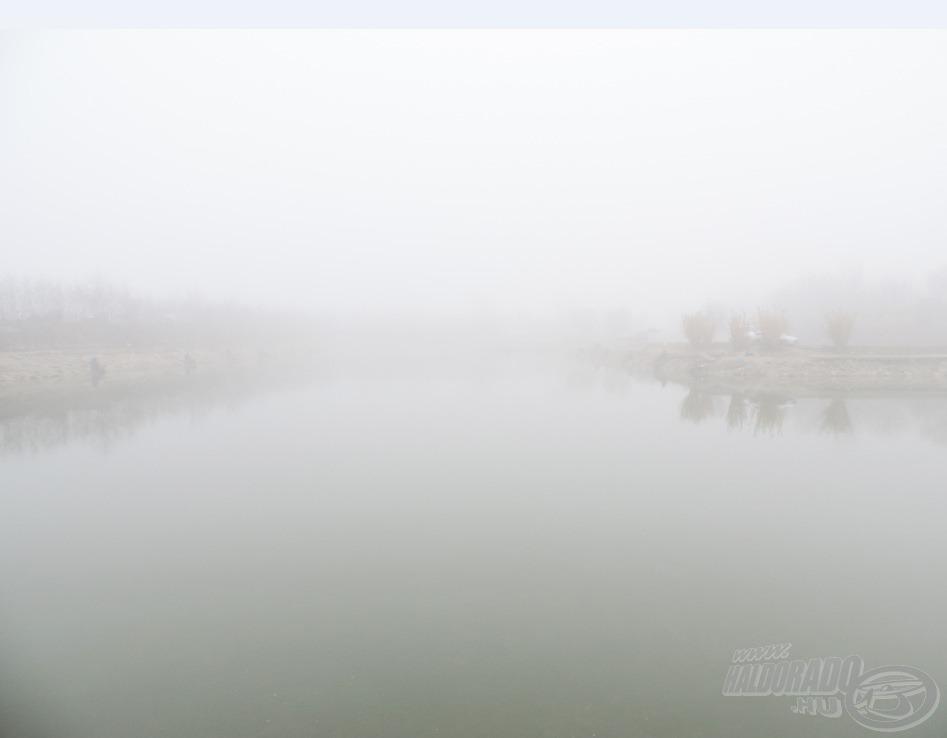 A köd nem szállt fel, sőt…