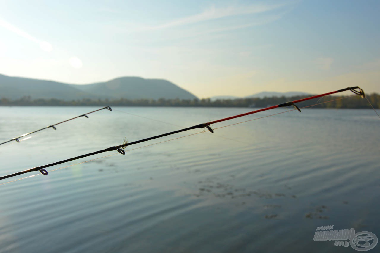 Lehet egy ekkora vízből egy nap alatt feederbottal halat fogni?