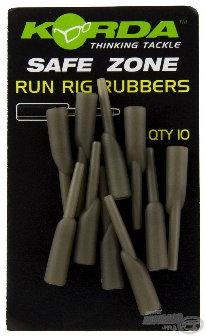 A Korda Run Rig Rubber Weed egy speciális kialakítású ütköző…