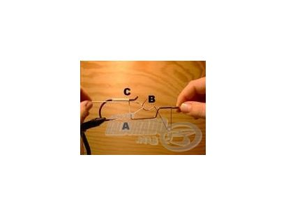 Kötések egyszerűen 17.rész - Legyező csomók II. - Félcsomók