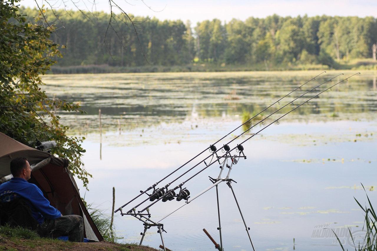 Kívánunk mindenkinek minél több horgászatra fordítható időt és várjuk a beszámolókat!