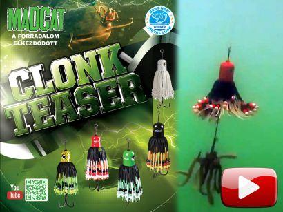 MAD CAT Clonk Teaser - A harcsamágnes