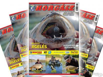 Megjelent a Magyar Horgász 2020. júliusi száma