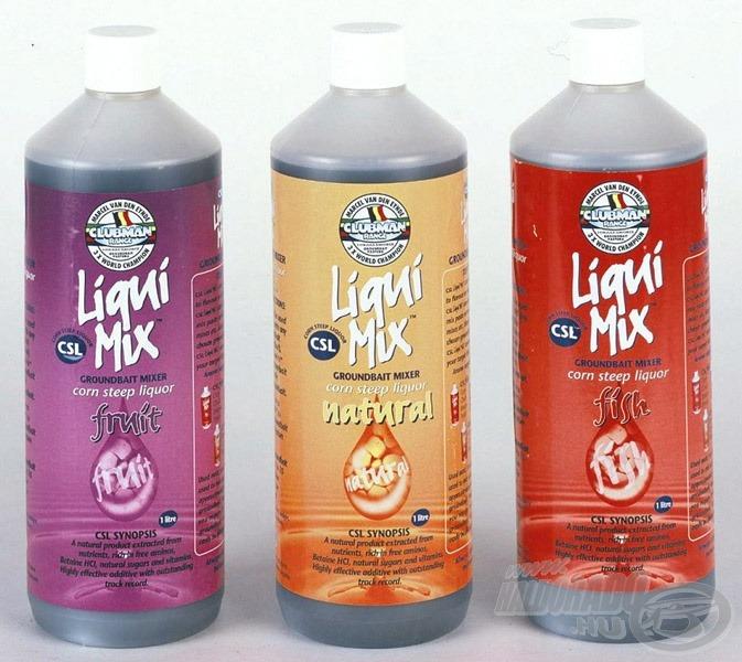 VDE CSL Liquid természetes, ízesített kukoricacsíra kivonat