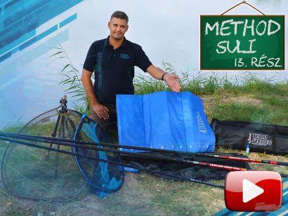Method suli 13. rész – Kíméletes bánásmód