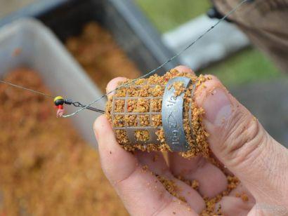 Modern feederkosarak finomszerelékes horgászoknak