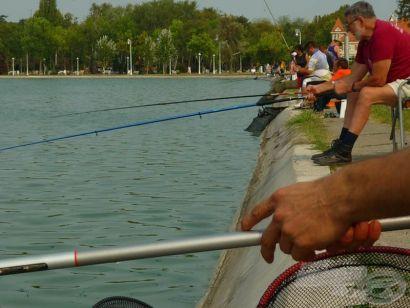 Mozgássérültek 6. Tartományi Horgászversenye, Palics, 2012. szeptember 1.