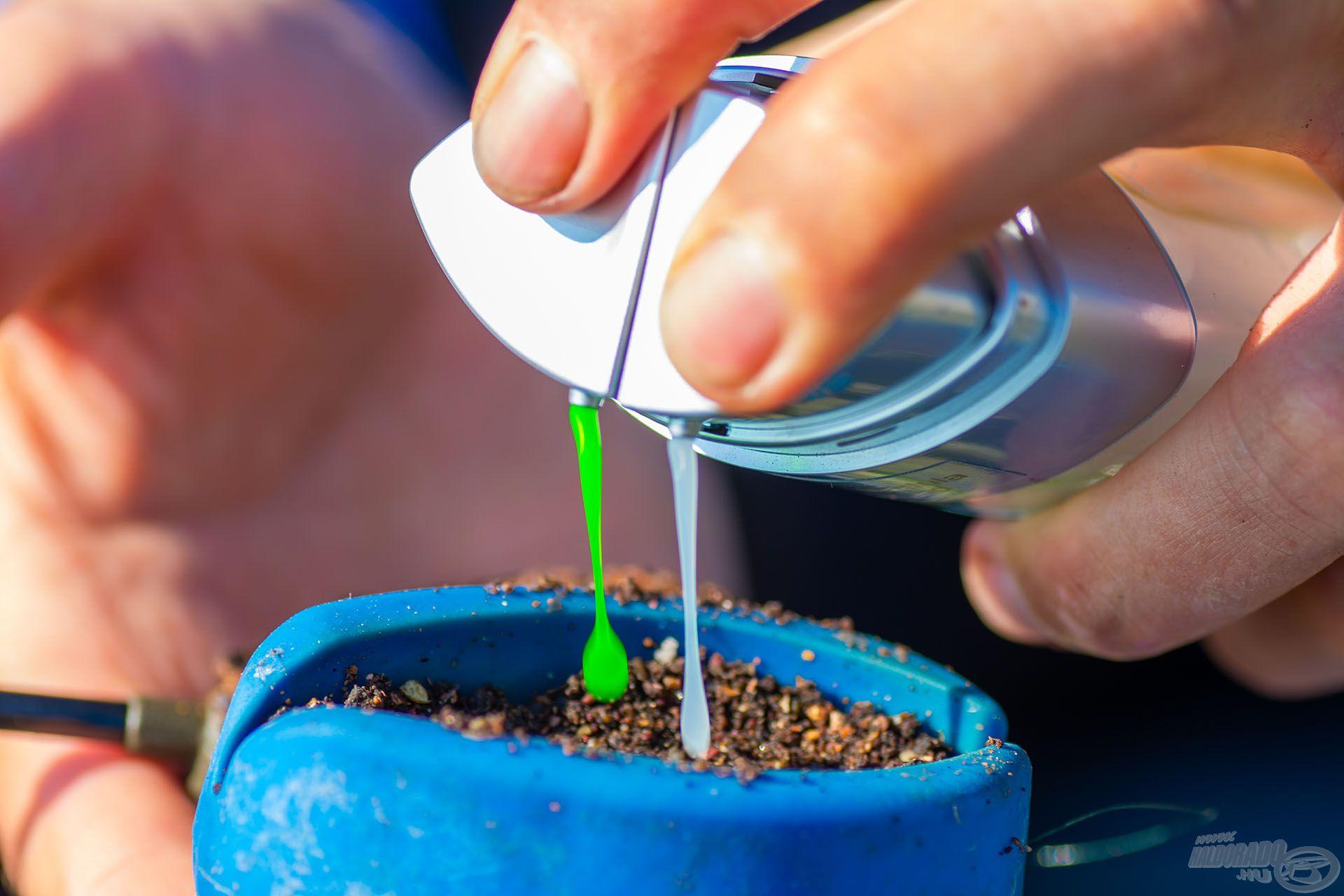 … és a BlendeX Serum Fokhagyma & Mandula aromával ízesítem