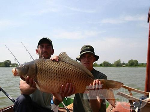 Több horgász is kiemelkedő eredményt könyvelhetett el…