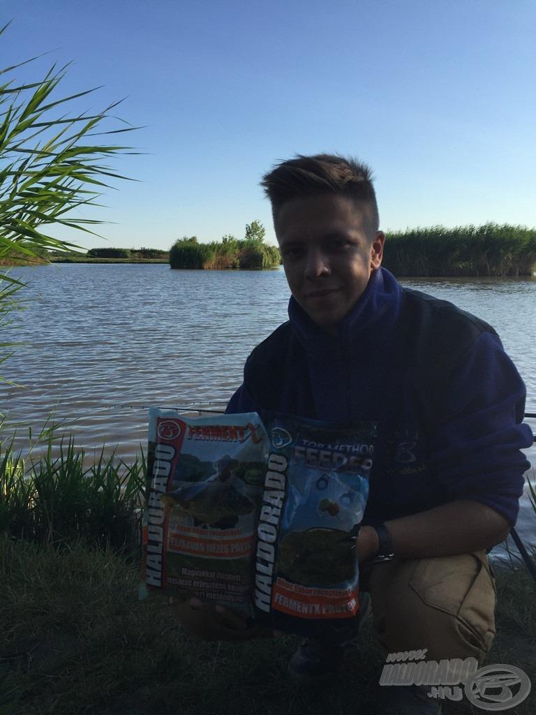 Legyen szó pellet kosaras szerelékről vagy method horgászatról, a FermentX mindkét módszerhez biztos megoldást kínál