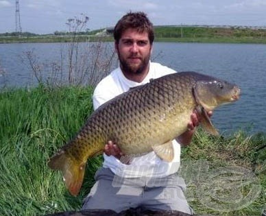 A túra első nagyobb hala