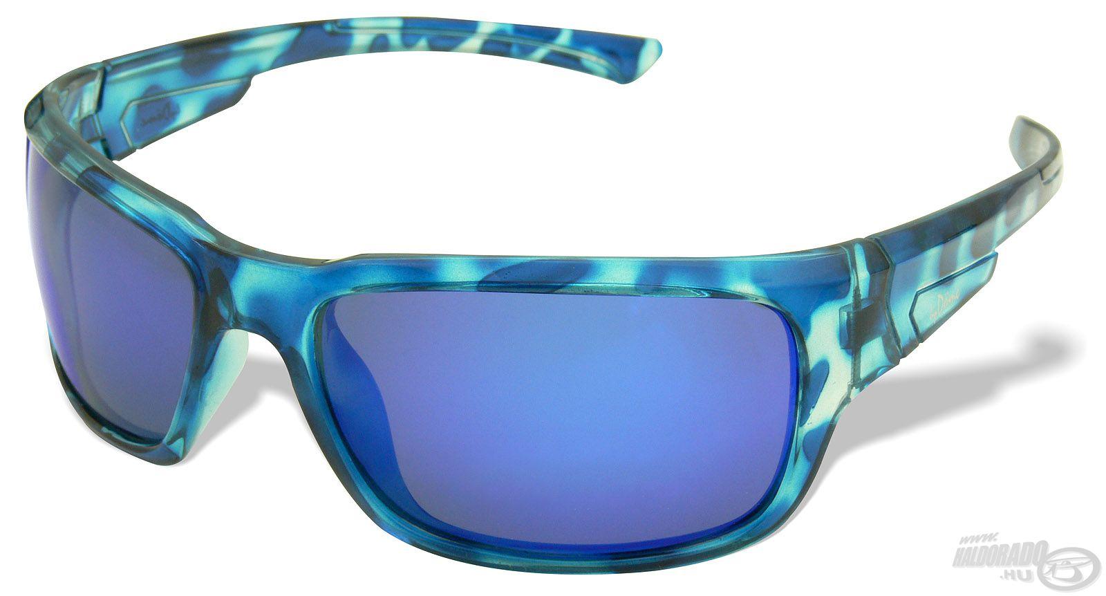 By Döme TEAM FEEDER Wild Blue napszemüveg