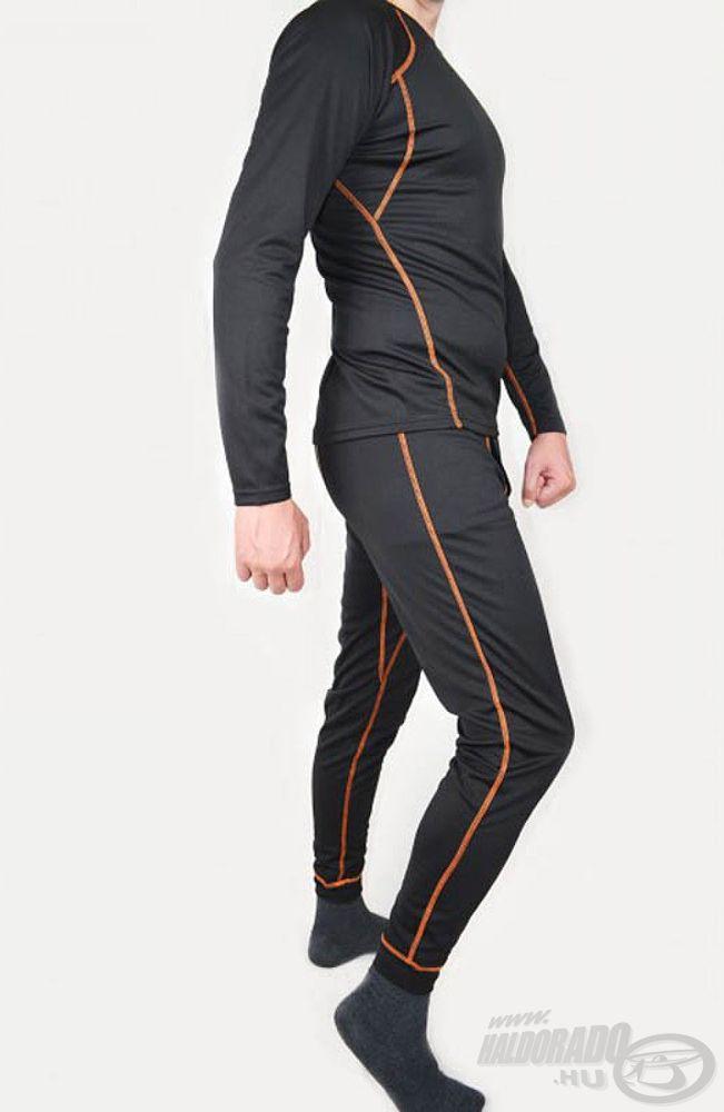 Nagyon könnyed, kényelmes, ergonomikus viselet