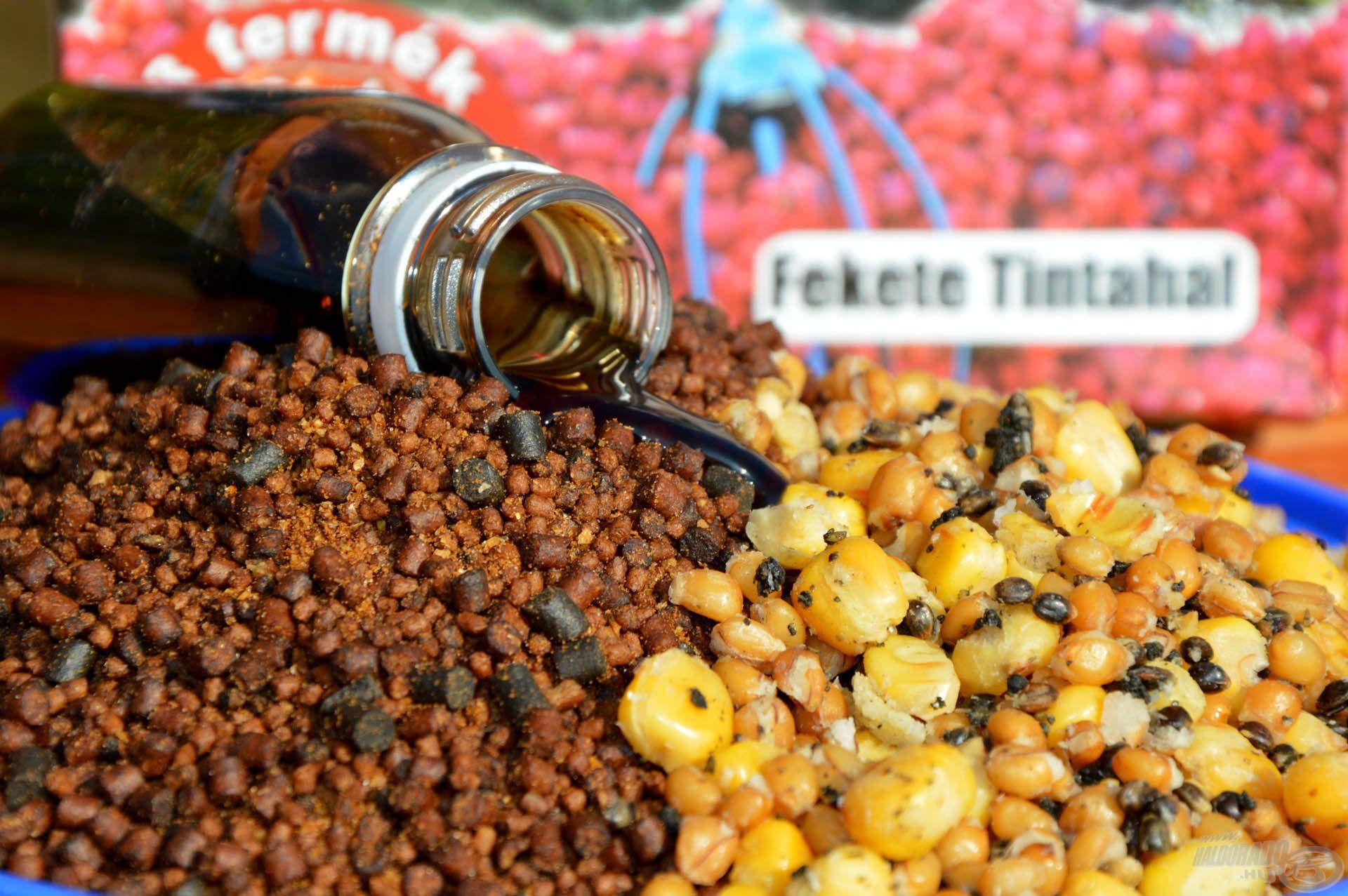 A Pellet Pack tartalmazz a Pellet Juice aromát, amely szintén egy nagyon tömény aromakoncentrátum