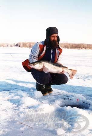 Lékről is számíthatunk komoly halakra, nem ritkák a 4-5 kg körüli süllők és csukák