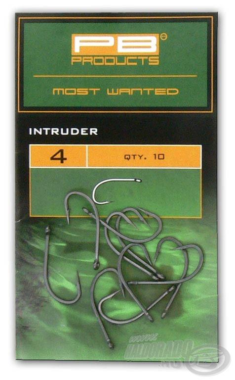 Az Intruder Hook egy univerzális hosszú szárú horog