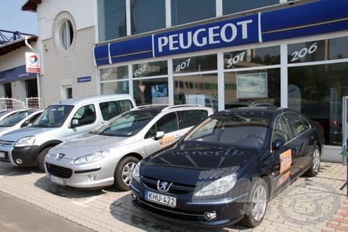 A salgótarjáni Peugeot márkakereskedés és szerviz komoly akciókkal várja a Haldorádó regisztrált felhasználóit