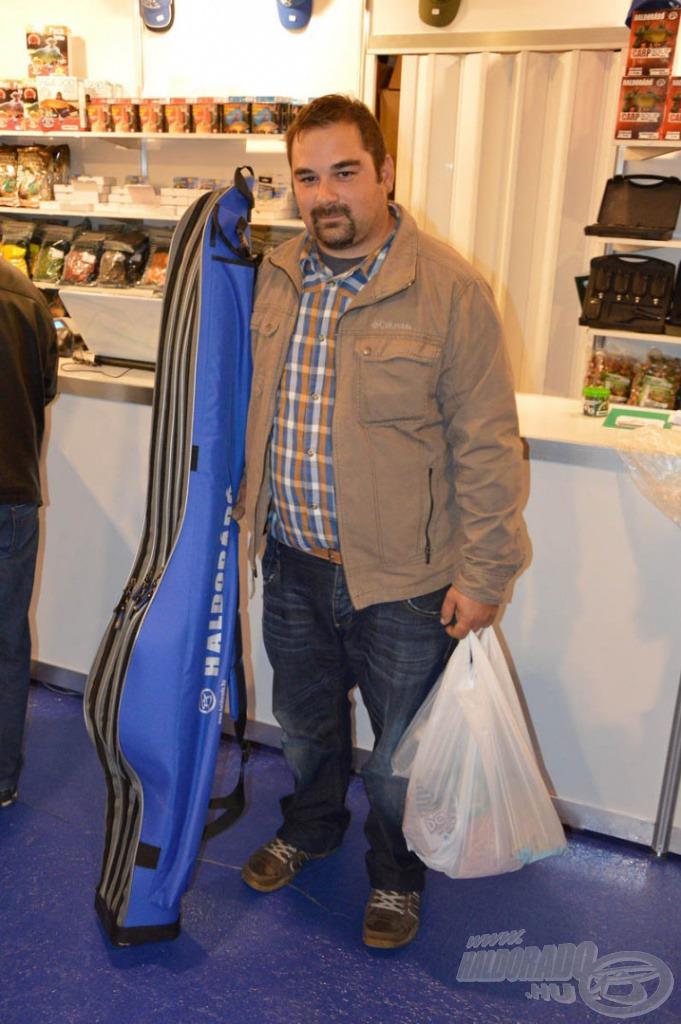 A HardBlue bottáskák alig pár hónap alatt váltak a horgászok kedvenceivé