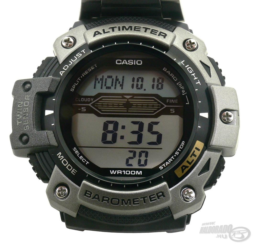 Írás - Praktikus órák a CASIO-tól - Haldorádó horgász áruház 39b285070a