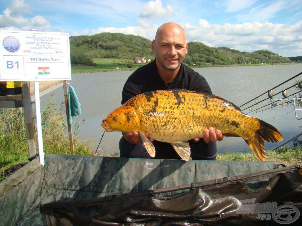 Gyurka és az SBS eddigi egyik legkisebb, de egyben legszebb hala