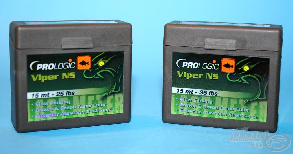 A Viper NS a hazai tavak nagy többségére kiváló választás