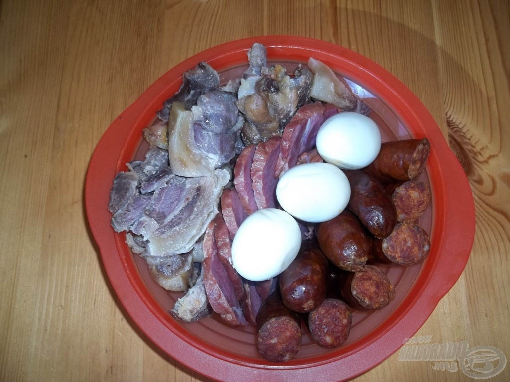 Ízelítő a húsvéti menüből