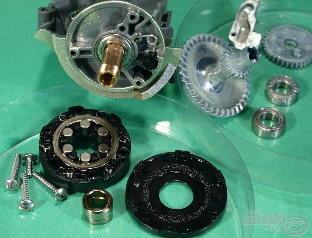 A Shimano görgős visszaforgásgátlója egy évtized alatt már szinte ipari szabvánnyá vált