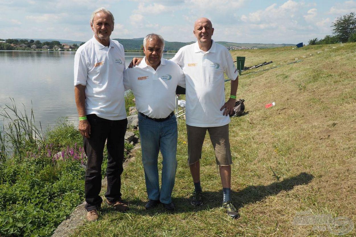 Straub Dezsőék minden évben részt vesznek a versenyen