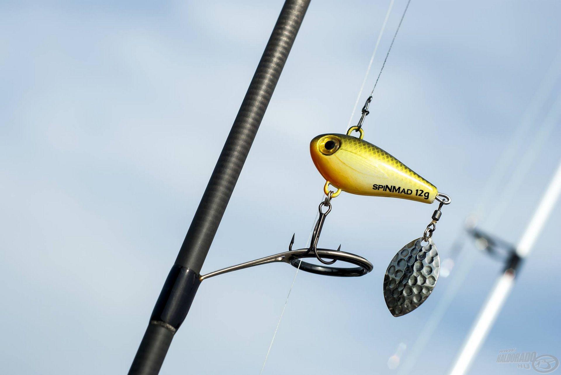 Jó kísérletezést és eredményes horgászatot kívánunk a Spinmad műcsalikkal!