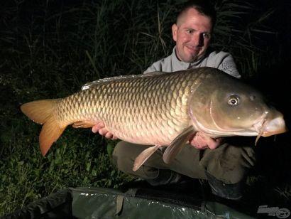 Szelektív nagyponty-horgászat vad vizeken