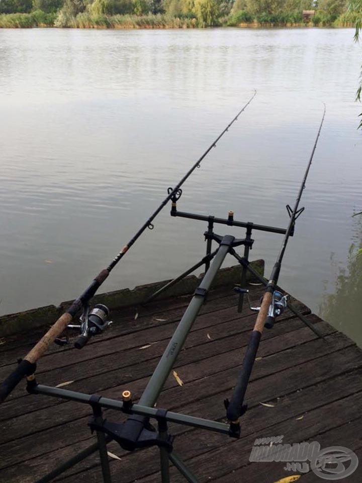 Ez már a halakra vár…