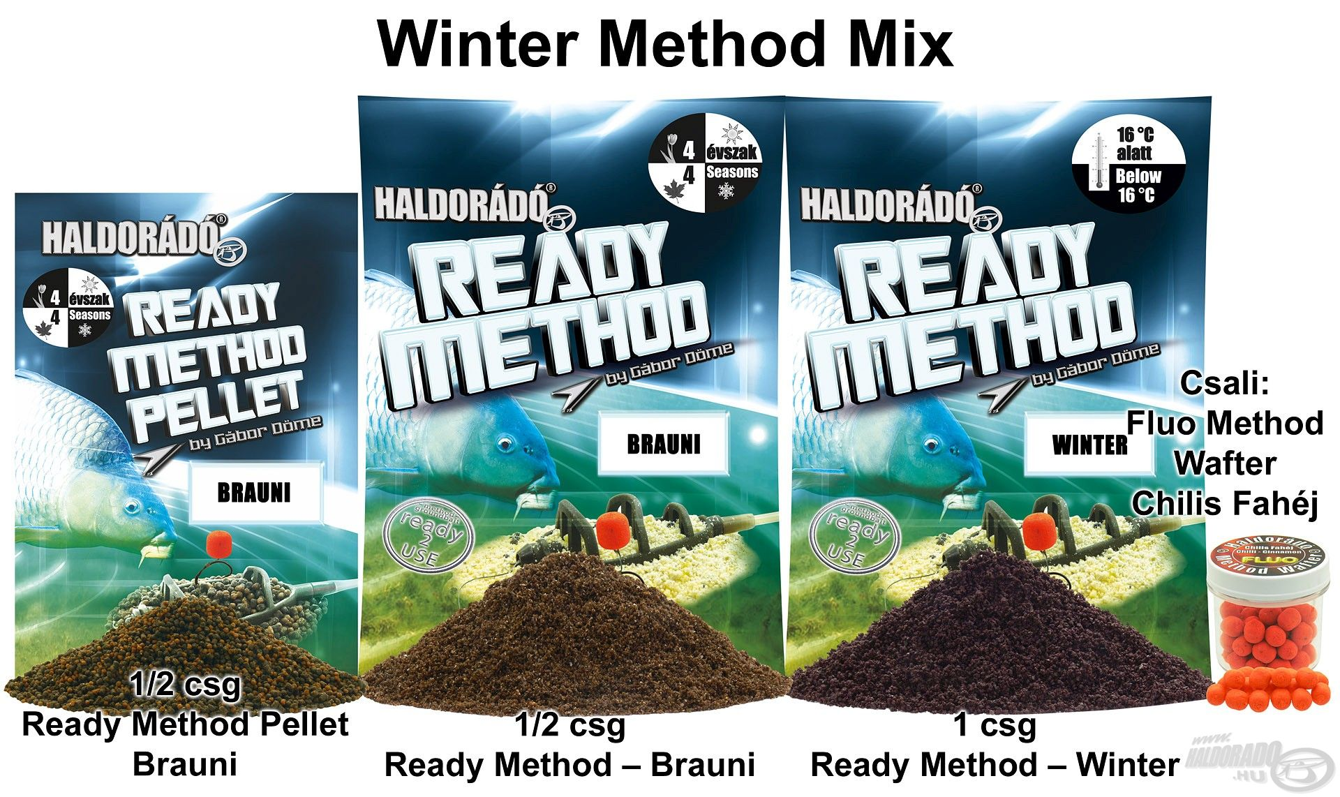 Winter Method Mix