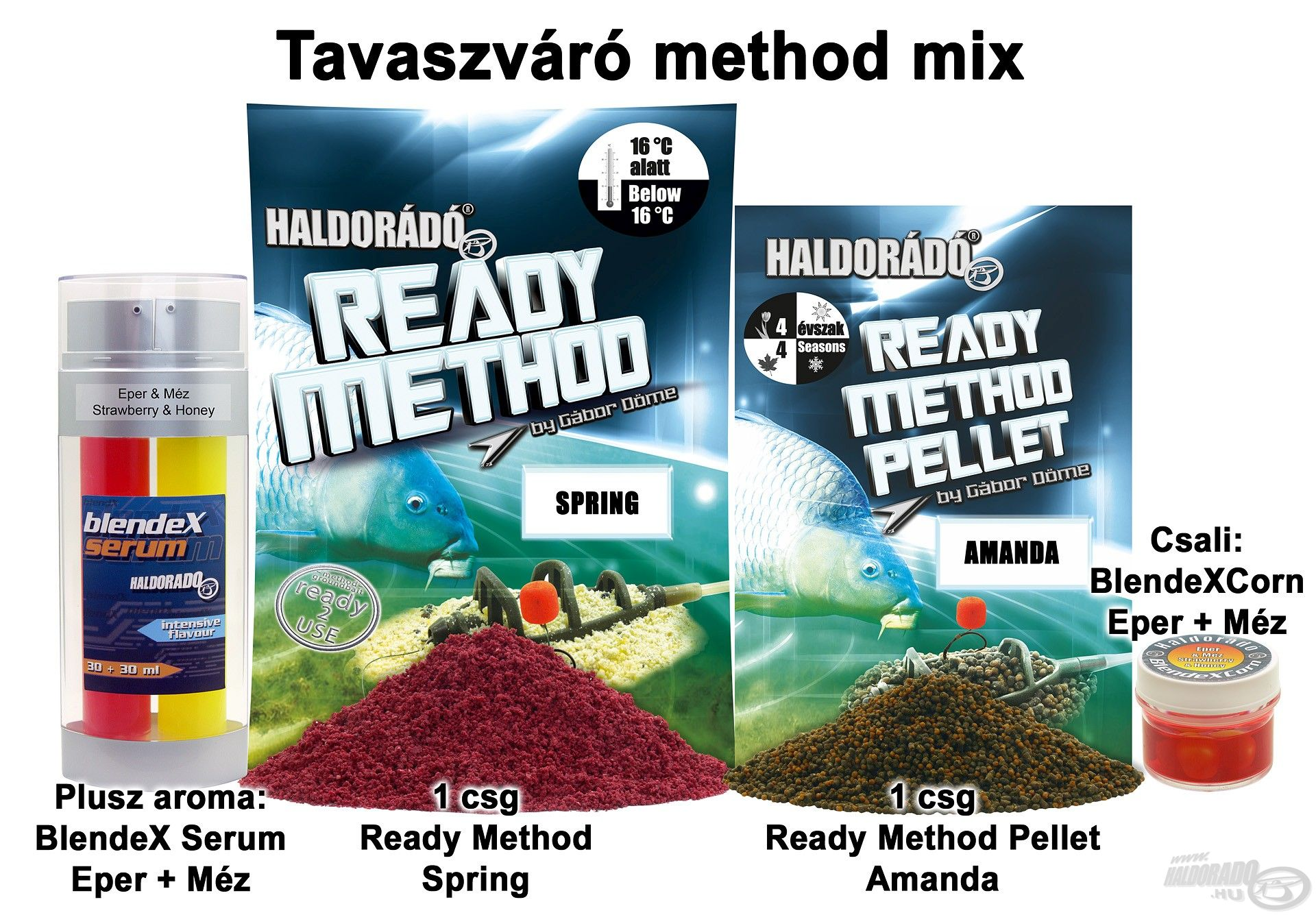 Tavaszváró method mix